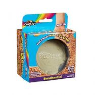 Cra-Z-Sand 8oz Refill Tub 227g - Sandtastic Brown